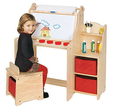Guidecraft Artist Activity Desk