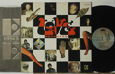 Love : Revisited   -   1970  Lp  Usa   (Cut)