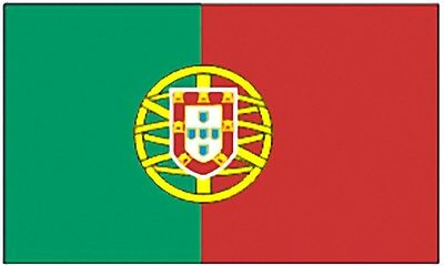 Large 3' x 5' High Quality 100% Polyester Portugal Flag - Free Shipping