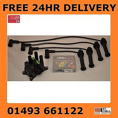 Ford Mondeo MK3 1.8 2.0 Ignition HT Leads Set Coil Pack NGK Platinum Spark Plugs