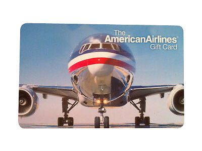 $350 American Airlines Gift Card VOUCHER