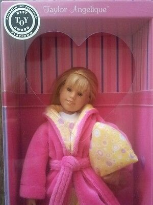 Only Hearts Club Doll ~ Taylor Angelique Dressed For bedtime~sleepwear robe NIB