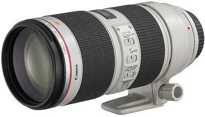 Canon EF 70-200mm f/2.8 L IS II USM Zoom 2751B002
