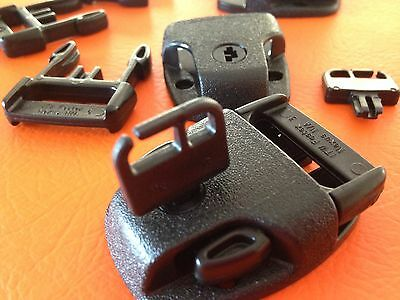 SPA COVER LOCKABLE SIDE RELEASE BUCKLES X 4 + KEYS and SCREWS INC POSTAGE