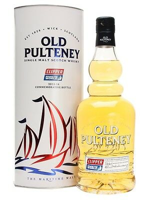 Old Pulteney Clipper Single Malt Scotch Whisky 700ml