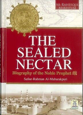 DELUXE EDITION: The Sealed Nectar - Colour - with Pictures - Darussalam-HB
