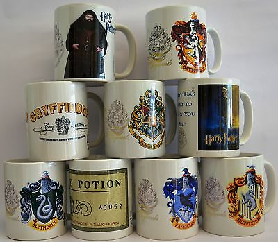 Harry Potter Ceramic Mug Choose Your Design