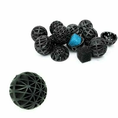 Plastic Bio Balls/foam Aquarium Filter Media Fish Tank Water Bioball 1/3/5 Pack