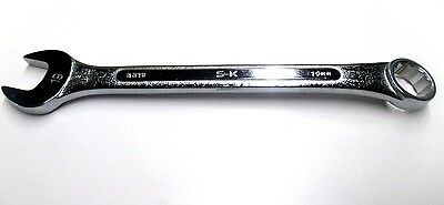 SK Tools 19mm Metric Open End Wrench Forged Alloy 8319 *Made In The USA*