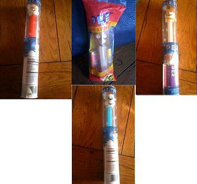 PEZ Collectible Toy Candy Holders (LOT of 4)