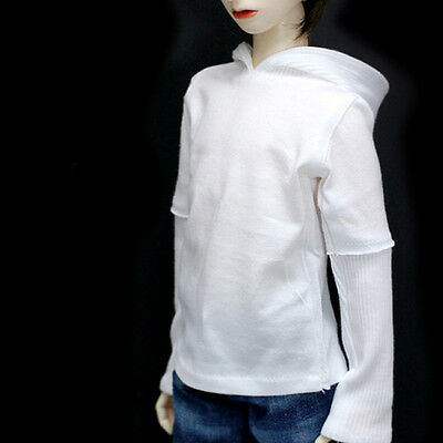 """OMG Blouse For Man White Dollmore  1//3 BJD 22/"""" doll clothes  SIZE  SD"""