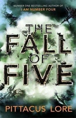 The Fall of Five (Lorien Legacies 4) by Pittacus Lore (New Paperback Book)