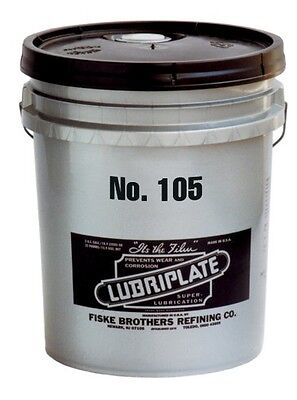 Lubriplate, NO. 105, L0034-035, White Motor Assembly Grease, 35 LB PAIL