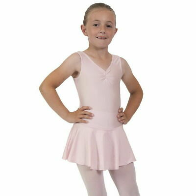 Mia Lycra SKIRTED LEOTARD With Skirt Dance Ballet ISTD Dress By Dancing Daisy