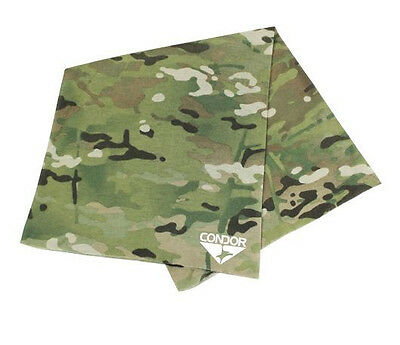 CONDOR MULTI-WRAP 6 Way Neck Face Protector 212-008 MULTICAM CAMO