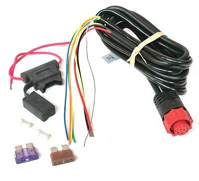 Lowrance HDS and Elite HDI Power / Data Cable PC-30 - 000-0127-49