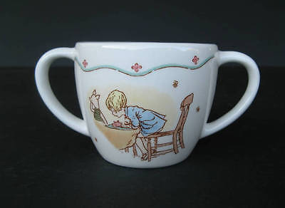 Disney Michel & Company Double Handled Nursery Ware Childrens Mug