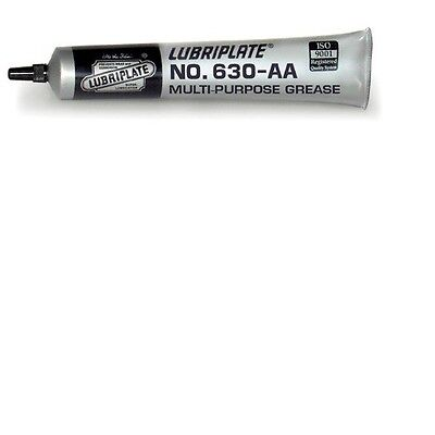 Lubriplate, NO. 630-AA, L0067-086, Lithium-Based Grease, CTN 36 1¾ OZ TUBES