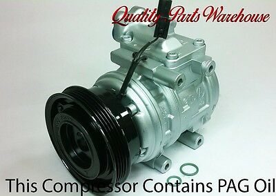 2006-2009 KIA SPORTAGE W//ONE YEAR WRTY! AC Compressor Fits Reman
