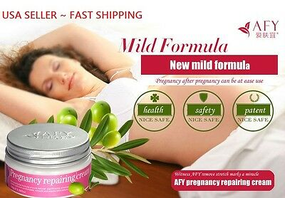 AFY Pregnacy Repairing and Stretch Mark Removing Cream 100g Genuine New & Sealed