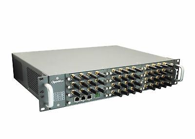 VoxStack GW2120-44G VoIP GSM Gateway 44 GSM Channel with Hot-Swap; Multichannel