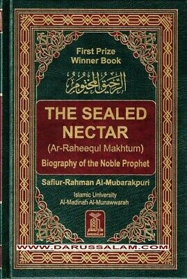 SPECIAL OFFER: The Sealed Nectar (Ar-Raheeq Al-Makhtum) (Medium - HB)