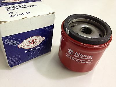 NEW Genuine Allison GM Transmission Filter Diesel Truck 29539579 *FREE SHIPPING*