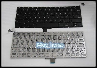 "New For Macbook Pro 13""3 A1278 US replacement keyboard 2009 2010 2011 2012"