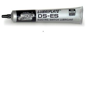 Lubriplate DS-ES LUBRICANT, L0137-086, Lithium Type Grease, CTN 36 1¾ OZ TUBES