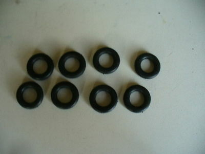 Replacement Minic / triang  / Britains tyres pack of 8