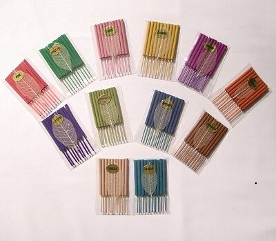 Thai Incense Stick 8g Pack 13 Scents to choose