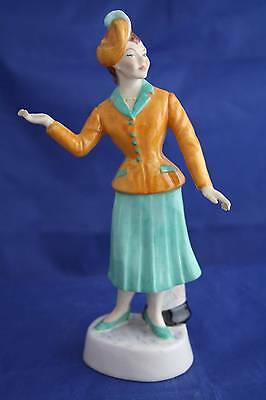 Bairstow Manor Collectables The New Look 1947 Fashions Of The Forties Figurine