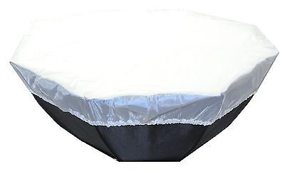 "Universal 48"" 120cm Soft White Diffuser Sock / Softbox Box Elastic Studio Flash"