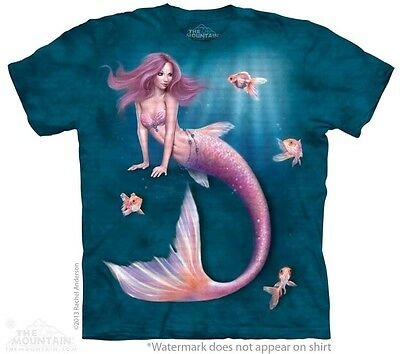 Mermaid Kids T-Shirt from The Mountain. Boy Girl Child Sizes NEW
