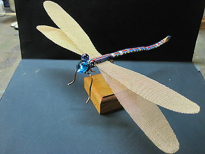 LAWN ORNAMENTS (DRAGON FLY) HANDCRAFTED