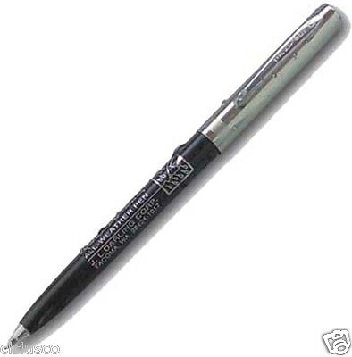 "Black ""Rite in the Rain"" All-Weather Black Ink Pen ~ by Fisher Space Pen"