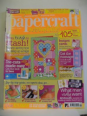 PAPERCRAFT ESSENTIALS MAGAZINE May 2018 Britains Best Selling