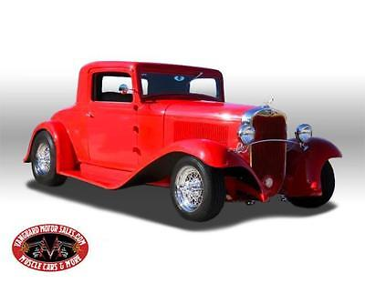 Dodge : Other 32 dodge street rod coupe gorgeous a c loaded rare wow