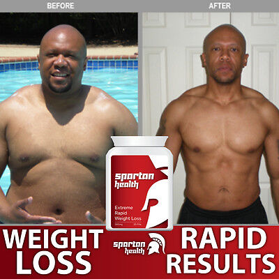 Spartan Health Rapid Weight Loss Pill Tablets Max Power Muscle Definition