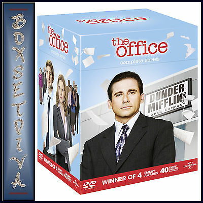 The Office An American Workplace - Seasons 1 - 9  **Brand New Dvd Boxset**