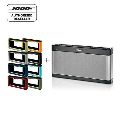 Bose Soundlink Series III 3 Bluetooth Speaker with Bose Nylon Cover