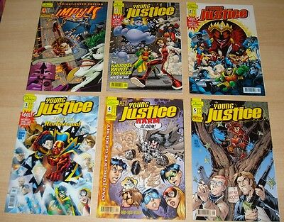 Young Justice 1-9 + Special 1 (2000-01)