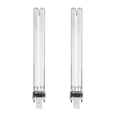 2 X 11W 11 Watt Pls Pond Filter Uv/Uvc Bulb/Light/Tube/Lamp Ultra-Violet