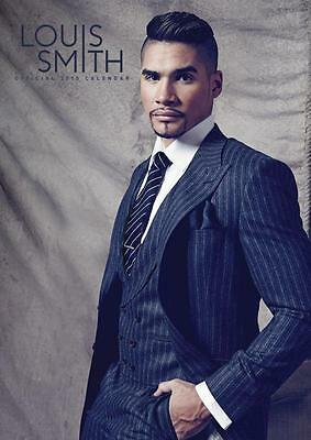 Large Wall Calendar 2015 Of Louis Smith