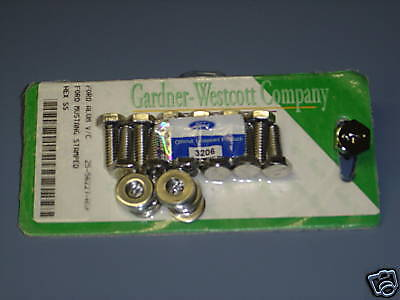 MUSTANG 289 302  VALVE COVER BOLTS