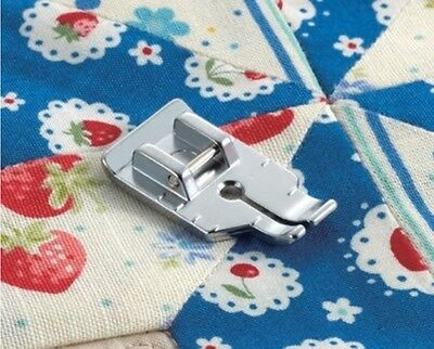 "Brother Piecing Quilting Clip on Presser Foot 1/4"" (F001N)"