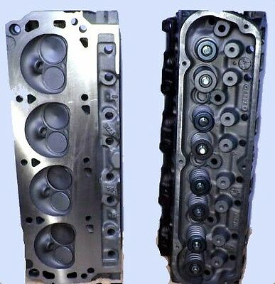 2 Ford Explorer Mountaineer 5.0 Ohv Iron 302 Sbf Gt40P V8 Cylinder Heads Reman