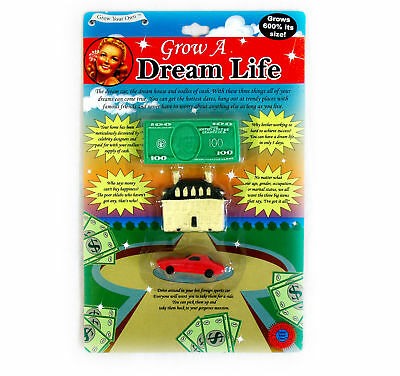 Deluxe GROW A DREAM LIFE set
