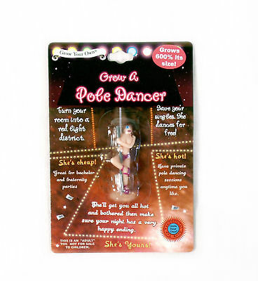 Grow Your Own Pole Dancer