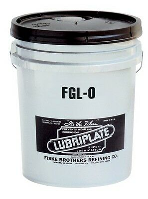 Lubriplate FGL-0, L0230-035,Anhydrous Calcium, Food Grade Grease, 35 LB PAIL